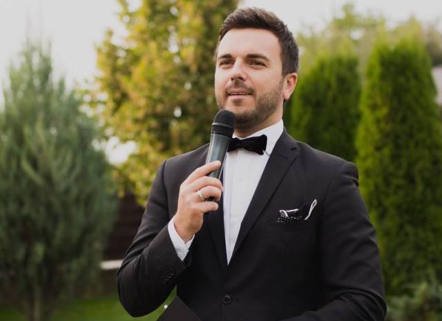 Ведущий Григорий Решетник опубликовал трогательный пост в честь супруги