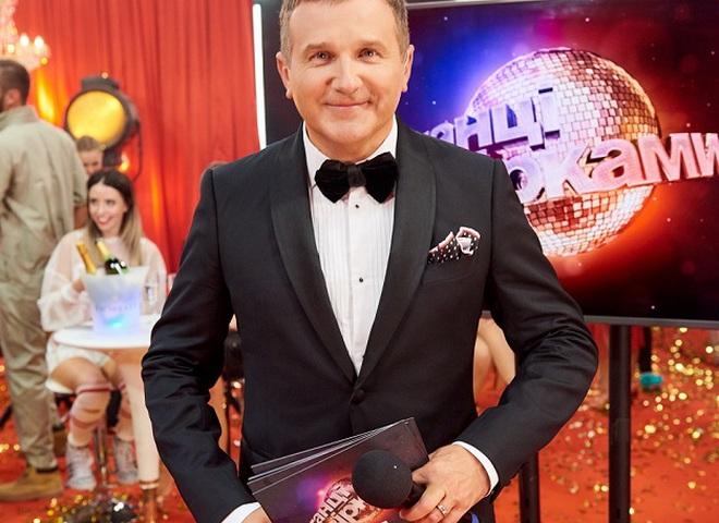 «Танці з зірками 2017»: новый ведущий 9-го эфира