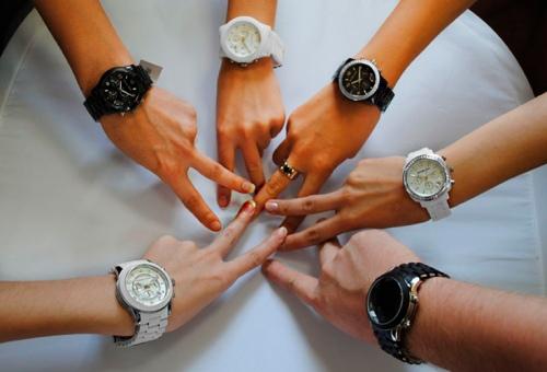 Вибираємо наручний годинник