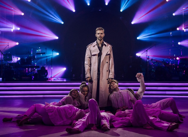 «Танці з зірками 2017»: Макс Барских стал специально приглашенным гостем шоу