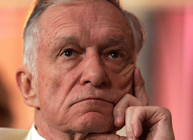 СМИ: названа причина смерти основателя «Playboy» Хью Хефнера