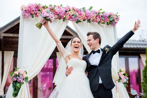Организация свадьбы. Свадьба на любой вкус
