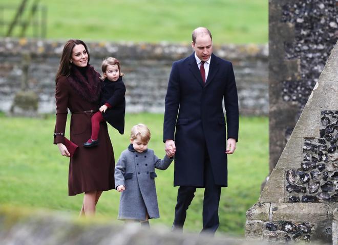 Кейт Миддлтон и принц Уильям ждут двойню?