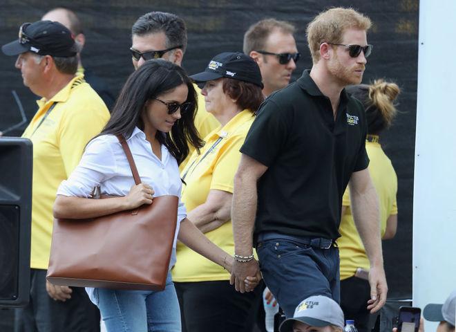 Новость дня: принц Гарри и Меган Маркл оказались дальними родственниками