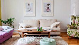 Популярные цвета и оттенки в интерьере