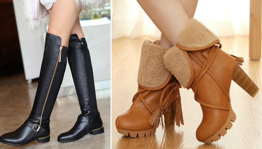 Какая обувь будет модной в сезоне зима 2018