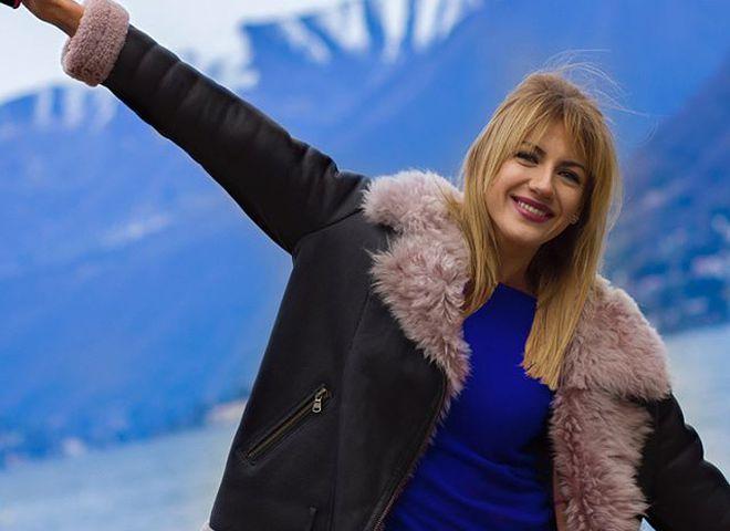 Леся Никитюк стала соведущей шоу с Сергеем Притулой