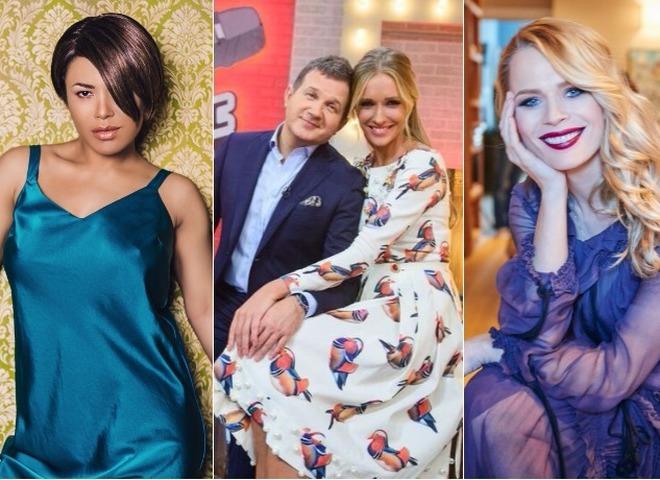 Украинские знаменитости, которые стали родителями в 2017-м году