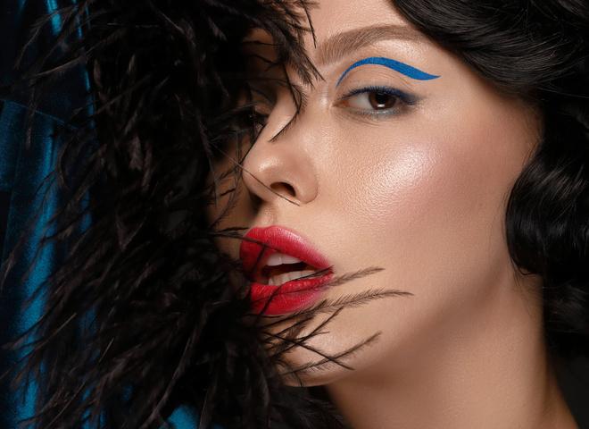 Оля Полякова решила поэкспериментировать с внешностью