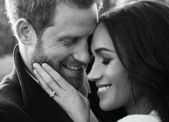 Меган Маркл и принц Гарри уже получают свадебные подарки