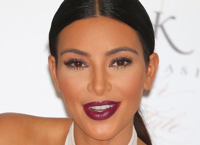 Ким Кардашьян дала необычное имя третьему ребенку