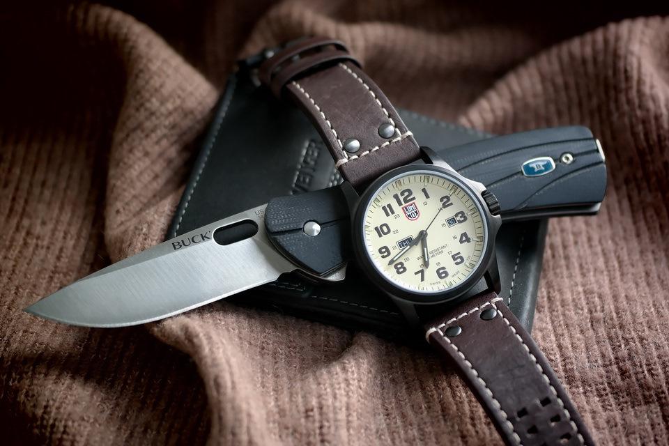Наручные часы Luminox