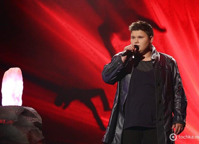 Победитель «Х-Фактора» Александр Порядинский рассказал о том, как похудел