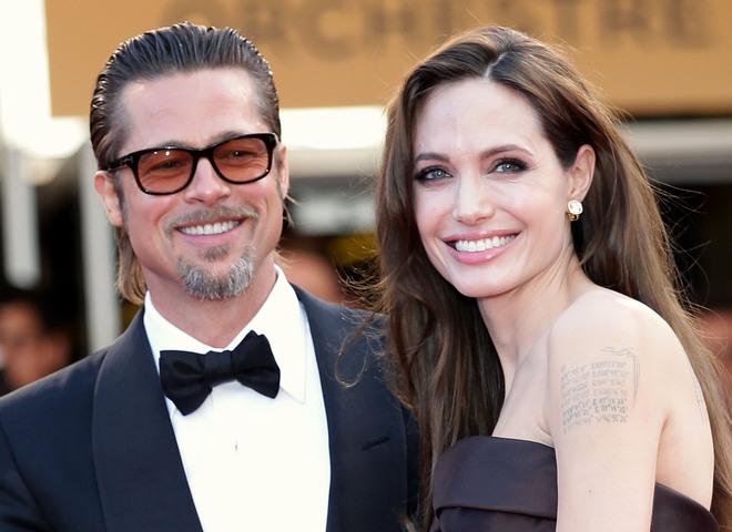 Все еще женаты: что происходит между Брэдом Питтом и Анджелиной Джоли
