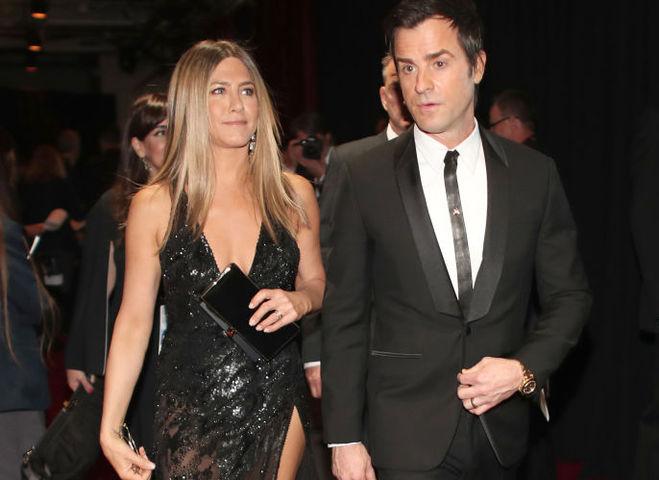 СМИ: известна главная причина развода Дженнифер Энистон и Джастина Теру