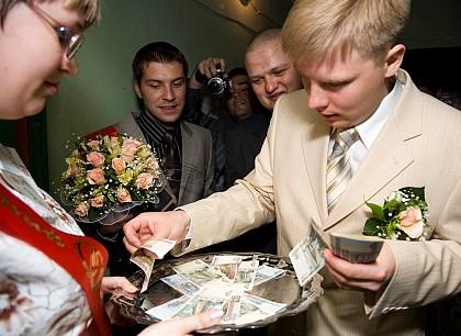 Готовимся к свадьбу: современный выкуп невесты, советы по организации