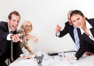 Как решить конфликт в коллективе
