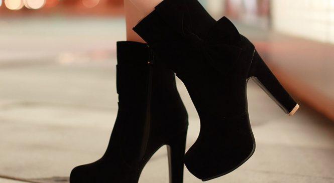 Качественная зимняя обувь