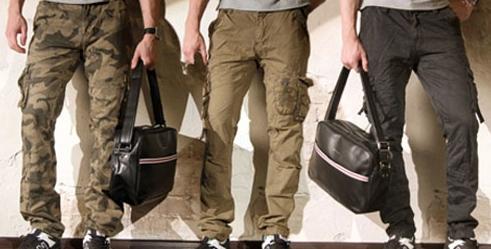 Штаны милитари мужские с чем носить и как правильно выбрать