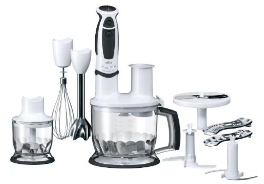 Блендеры Braun — быстрое и простое приготовление пищи
