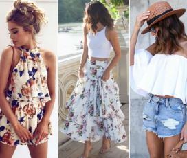 Модные образы лето 2018 на каждый день