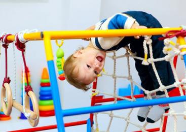 Спортивные уголки в детскую – игра, веселье, крепкое здоровье