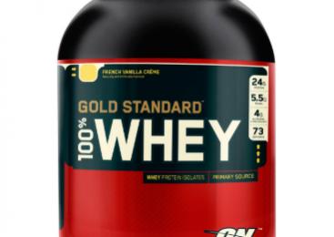 Optimum Nutrition Whey Gold Standard 4500 г