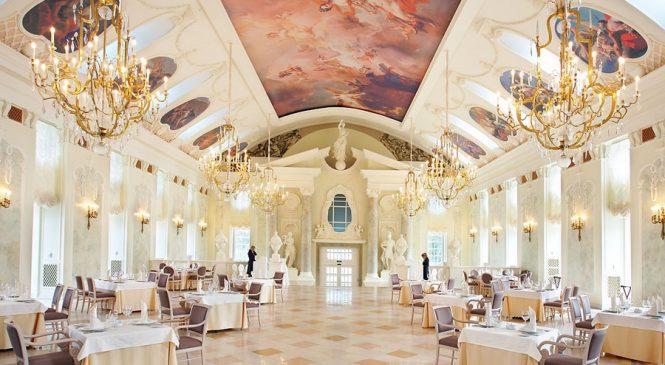 Организация свадьбы в стиле Шебби шик