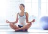 Упражнения йоги для похудения живота и боков