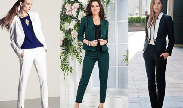 Какой бывает женская деловая одежда