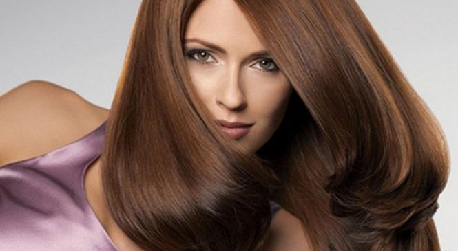 Как сделать волосы красивыми и блестящими