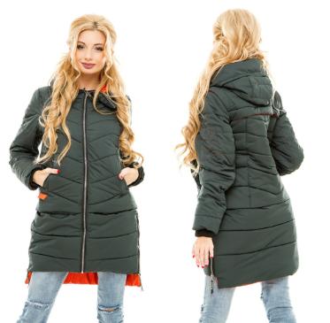 Зимняя женская одежда