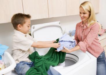 Какие дела по дому можно смело поручить ребенку?