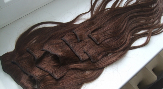 Где купить волосы на заколках