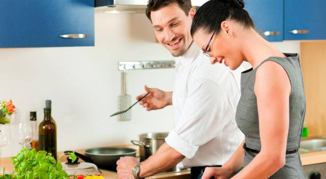 Как научиться готовить вкусно