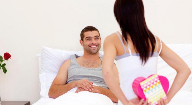 Как сделать сюрприз для мужа