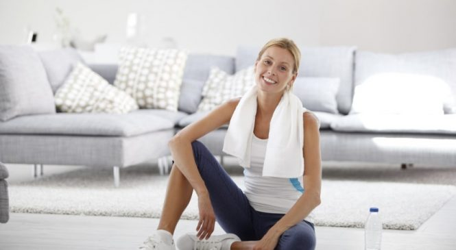Как сделать занятия спортом дома эффективными