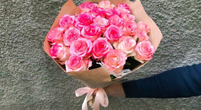 Где лучше заказать доставку цветов в Киеве?