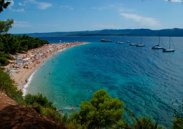 Карта морей: 5 лучших пляжей мира