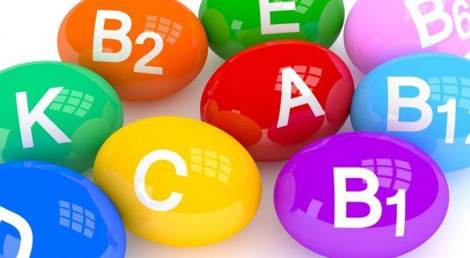 Витаминотерапия — витамины из аптеки и из тарелки