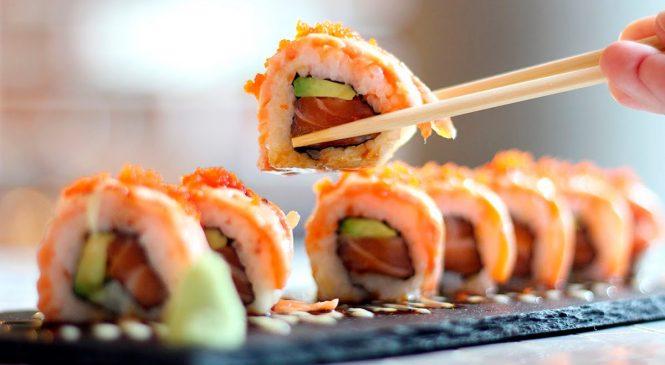 5 мифов про суши