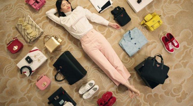 Prada выпустила капсульную коллекцию к китайскому Новому году