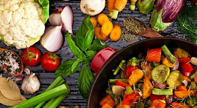 Виды вегетарианской диеты