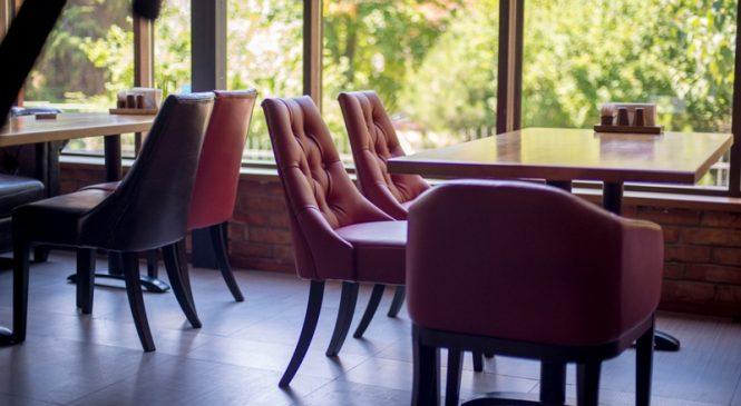 Ресторанная мебель для популярного заведения