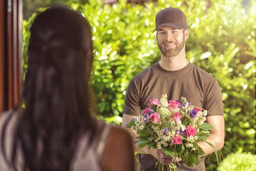 Услуга: цветы на заказ