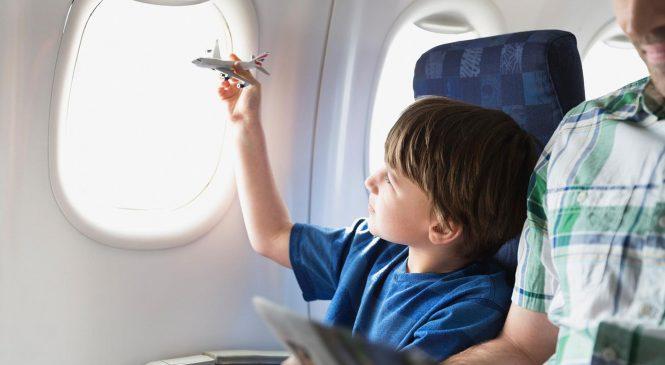 Чем заняться во время полета