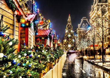 Новый год в Сибири: незабываемые каникулы