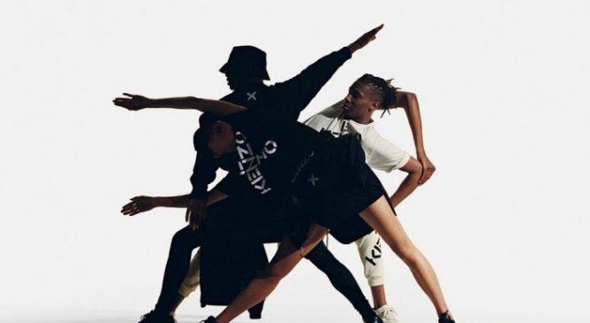 Kenzo запустили спортивную линейку Kenzo Sport